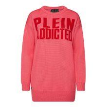 Philipp Plein Gemusterter Pullover aus Wolle