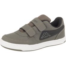 KAPPA Halbschuhe 'Trooper Light Ice' dunkelgrau / khaki