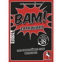 Bam! Extrahart (Kartenspiel)