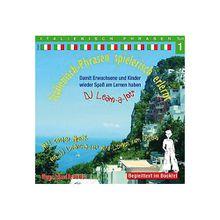 Italienisch-Phrasen spielerisch erlernt, 1 Audio-CD Hörbuch