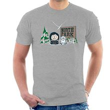 North Park Jon Snow South Park Game of Thrones Men's T-Shirt