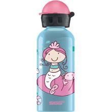SIGG Alu-Trinkflasche Neptunia, 400 ml hellblau