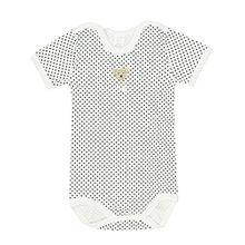Steiff Unisex - Baby Body 0008733, Gr. 86, Weiß (bright white 1000)