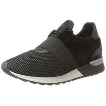 Marc O'Polo Damen Sneaker 70713893501115, Schwarz (Black), 40 EU