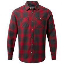 Craghoppers - Machrie L/S Shirt - Hemd Gr L schwarz/grau