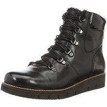 Tamaris Damen 26238 Combat Boots, Schwarz (Black 001), 41 EU