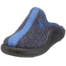 Romika Mokasso 62, Unisex-Kinder Pantoffeln, Blau (marine 503), 34 EU