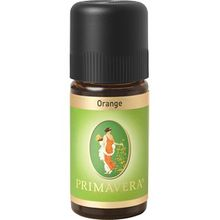 Primavera Health & Wellness Ätherische Öle Orange 10 ml
