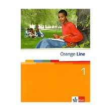 Buch - Orange Line: Klasse 5, Schülerbuch Bd.1