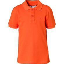 Poloshirt  orange Jungen Kleinkinder