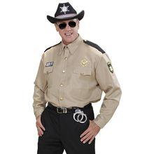 Sheriff Officer Hemd