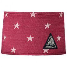 Maloja - ArosaM. - Stirnband Gr One Size schwarz;rosa/rot