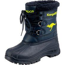 KangaROOS Winterstiefel APOL BOOT für Jungen dunkelblau Junge