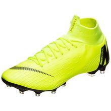 Nike Performance Mercurial Superfly VI Pro AG-Pro Fußballschuh Herren gelb Herren