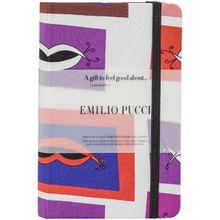 Emilio Pucci Notizbuch - Bunt (Unisize)