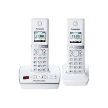 Panasonic »KX-TG8062G DUO« Schnurloses DECT-Telefon (Mobilteile: 2, Clear Sound Technologie)