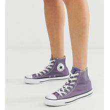 Converse - Chuck Taylor - Knöchelhohe Sneaker in Violett - Violett