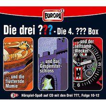 CD Die drei ??? 010-012: Box (Folge 10 - 12) Hörbuch