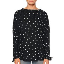 LTB Blusenshirt in schwarz für Damen