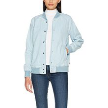 Levi's Damen Bomberjacke Kora Bomber, Blau/Kora Get It Together 0003, X-Small