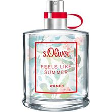 s.Oliver Damendüfte Feels Like Summer Eau de Toilette Spray 30 ml