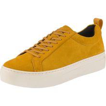 VAGABOND Zoe Platform Sneakers Low gelb Damen