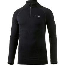 Falke Skishirt Funktionsshirts schwarz Herren