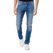 CROSS Jeans Johnny - Slim Fit - Medium Blue