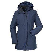 Schöffel Jacke Insulated Jacket Portillo Outdoorjacken blau Damen