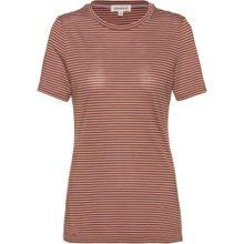 ARMEDANGELS T-Shirt 'Lidaa' pastelllila / rot