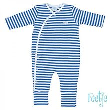 FEETJE Baby-Overall 507.077 jeansblau (980) Gr.74