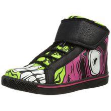 Iron Fist Zombie Stomper Sneaker IFLSNK12100F13, Damen Sneaker, Grün (green), EU 37 (UK 4) (US 6)