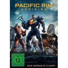 DVD »Pacific Rim: Uprising«