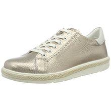 Bugatti Damen J97011 Sneakers, Gold (Gold 804), 41 EU