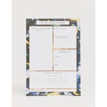 Nikki Strange – Celestial – Wellness-Kalender im A5-Format-Mehrfarbig