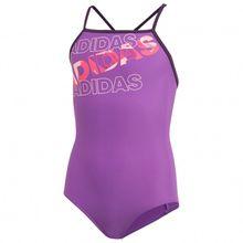 adidas - Kid's Lineage Suit - Bikini Gr 116;128;140;152;164;170 lila/rosa