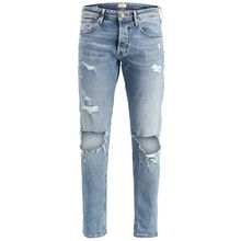 JACK & JONES Mike Original Jj 053 Comfort Fit Jeans Herren Blau