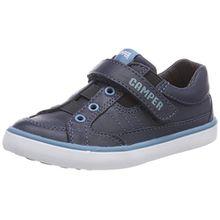 CAMPER Jungen Pursuit Sneaker, Blau (Navy 410), 33 EU