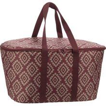 reisenthel Einkaufstasche coolerbag Diamonds Rouge (20 Liter)