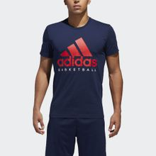 adidas Performance T-Shirt »Basketball Graphic T-Shirt«
