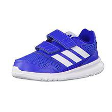 adidas Unisex Baby Altarun Cloudfoam Sneaker, Blau (Blue/Ftwwht/Croyal Blue/Ftwwht/Croyal), 25 EU