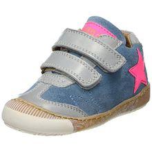 Bisgaard Unisex-Kinder 40323.118 Sneaker, Blau (Grey 402), 27 EU