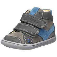 Primigi Baby Jungen PBX 8025 Sneaker, Grau (Antrac/Grigio), 24 EU