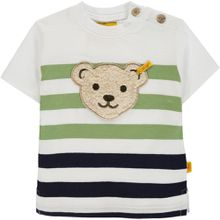 Steiff T-Shirt Streifen - Bär