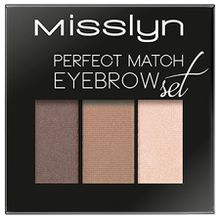 Misslyn Augenbrauen  Augenbrauenpuder 3.9 g