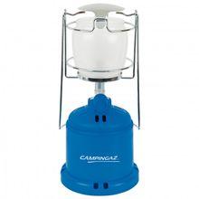 Campingaz - Laterne Camping 206 L - Gaslampe blau/grau/weiß