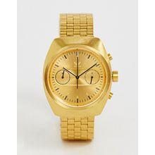 adidas - M3 Process - Goldene Armbanduhr - Gold