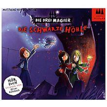 Die Drei Magier: Die schwarze Höhle, 2 Audio-CD Hörbuch