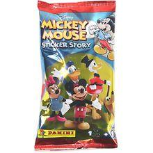 Mickey Maus Hybrid Flowpack (Tüte + 1 Sammelfigur)