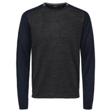 SELECTED HOMME Pullover navy / anthrazit